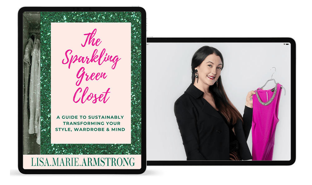 eBook: The Sparkling Green Closet by Lisa Marie Armstrong